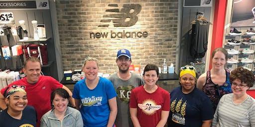 June New Balance Overland Park Running Club