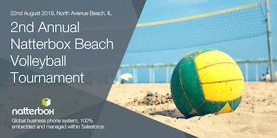 2nd Annual Natterbox Charity Beach Volleyball Tournament