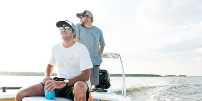 FTC x Charleston Waterkeeper Reef Construction