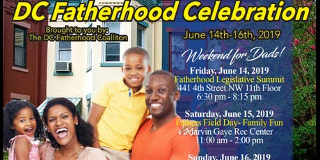 D.C. Fatherhood Celebration - 100 Fathers and Alliance of Concerned Men tickets