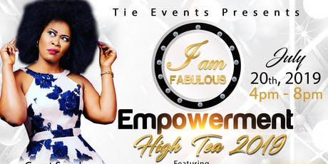 I am Fabulous Empowerment High Tea 2019 tickets