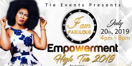I am Fabulous Empowerment High Tea 2019