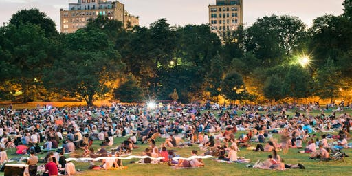 "A Summer Movie Under the Stars: ""Babe: Pig in the City"""