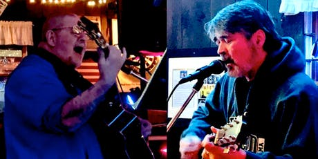 Peter Quencher & Peter Dee Acoustic at The Crossfire Lounge tickets