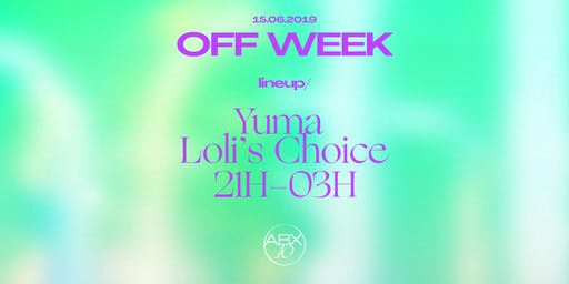 Yuma & Loli's Choice Off Week Edition