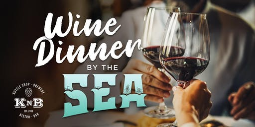 KnB Bistro's Wine Dinner by the Sea