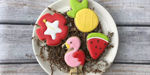 Summer Cookie Decorating Workshop