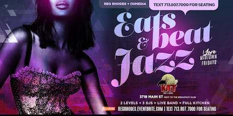 10pm FRIDAY SHOWTIME / $25 Tables - JAZZ vs NEO SOUL vs R&B = LIVE BAND + 3 DJ's + FULL KITCHEN + CIGAR BAR and FREE ALL NIGHT WITH RSVP  tickets