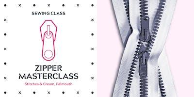 SEWING CLASS - ZIPPER MASTERCLASS
