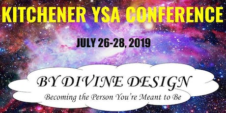 Kitchener YSA Summer Conference tickets