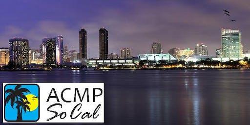 Inaugural SoCal Chapter Regional Meet 'n' Greet in San Diego