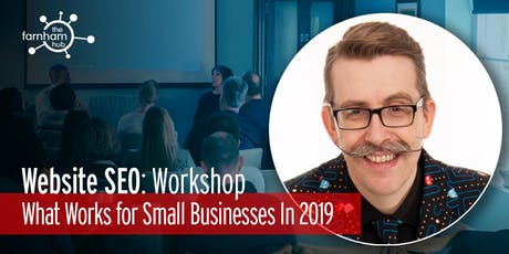 SEO For Small Businesses tickets