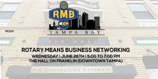 RMB Networking at The Hall on Franklin