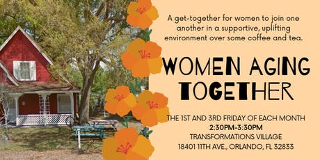 Women Aging Together tickets