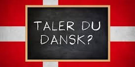 Beginning Danish Language Classes for Adults A1.1 (Monday, September 23, 2019) tickets