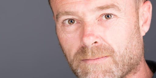 Eric Lalor at The Blasket Comedy Club