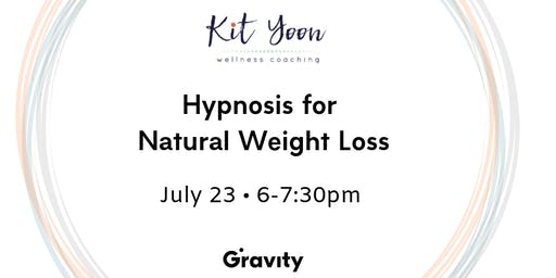 Hypnosis for Natural Weight Loss