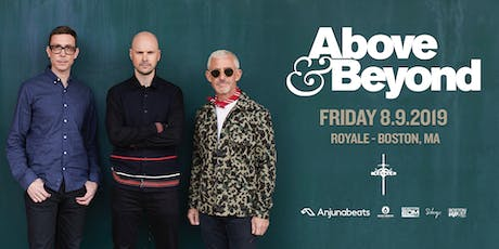Above & Beyond tickets