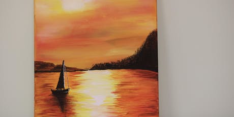 Sunset on the Lake   -   BYOB tickets