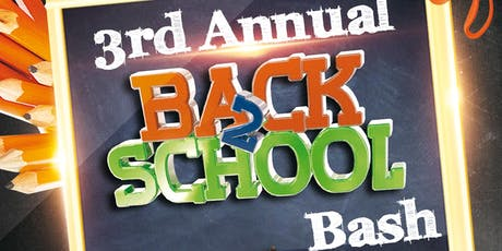 PPS 3rd Annual Back to School Bash tickets