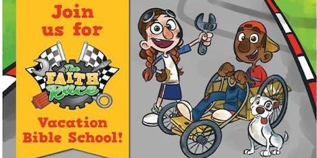 The Faith Race - Vacation Bible School tickets