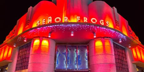 SUMMER IN MIAMI BEACH 2019 SENOR FROG'S 2 HOUR OPEN BAR tickets