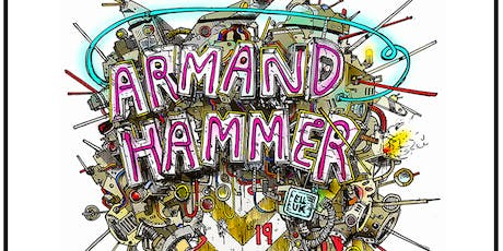 Armand Hammer w/Kinlaw + Franco Franco at The Green Door Store, Brighton UK tickets