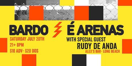 Bardo +  É Arenas tickets