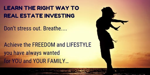 REAL ESTATE ATLANTA: Learn How to Build Wealth and Financial Freedom