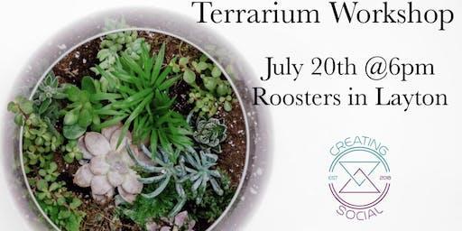 Terrarium Create Event