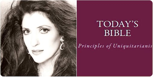 Book Launch: Today's Bible with MernaLyn