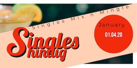 Singles Mix 'N' Mingle tickets