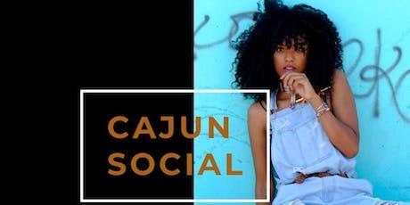 Cajun Social tickets