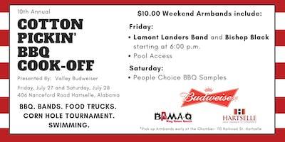 10th Annual Cotton Pickin' BBQ Festival