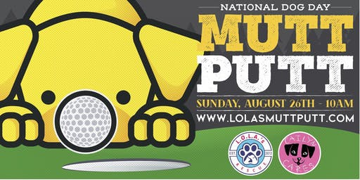 National Dog Day Mutt Putt