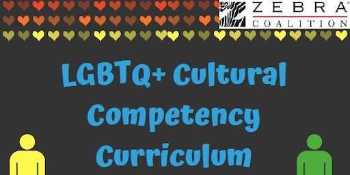 LGBTQ+ Cultural Competency Curriculum