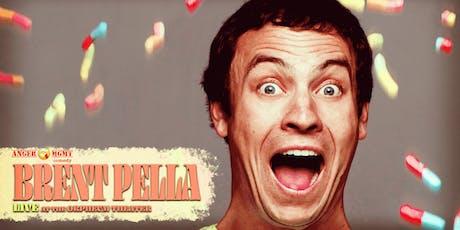 Brent Pella tickets
