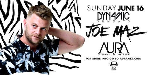 Aura Dynamic Sunday ft. Dj Joe Maz |06.16.19|