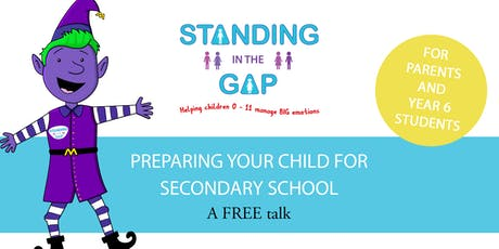 Preparing your child for Secondary School tickets