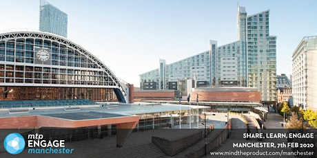 MTP Engage Manchester 2020 tickets