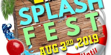 Rich Sounds Presents: Free 1st Annual Splash Fest tickets