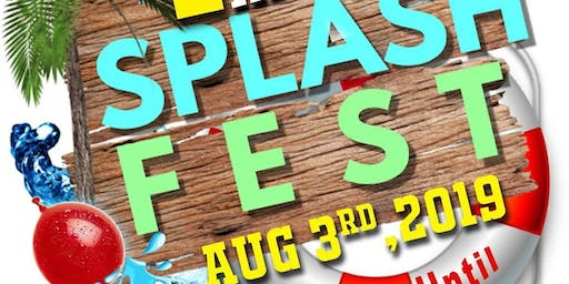 Rich Sounds Presents: Free 1st Annual Splash Fest