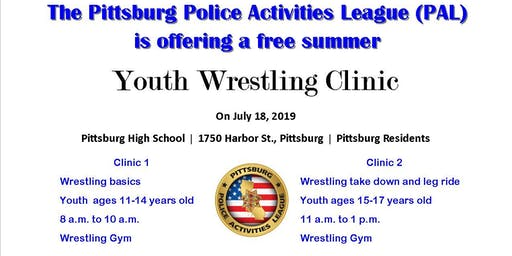 PAL Wrestling Clinic 1
