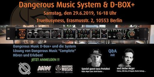 Dangerous Music in Berlin 2019