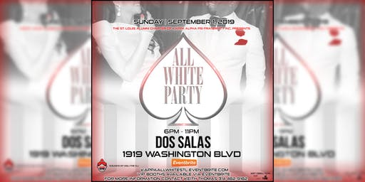 Kappa All White Party