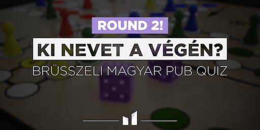 Magyar Pub quiz - ROUND 2