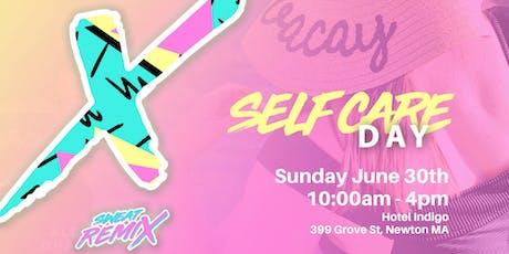 Sweat Remix: Self-Care Sunday Funday* tickets