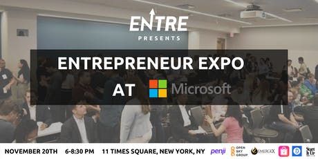 Entrepreneur Expo at Microsoft tickets