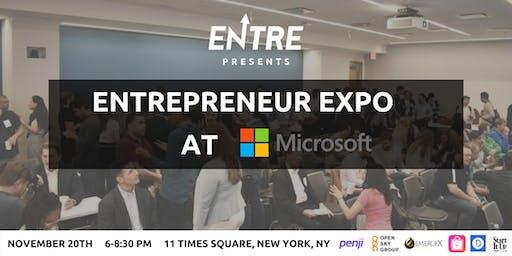 Entrepreneur Expo at Microsoft