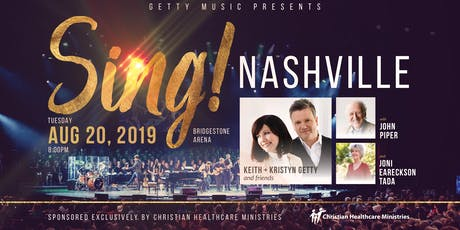 Sing! Nashville at Bridgestone Arena - Join the 1000-Voice Choir! tickets